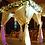 Thumbnail: Tonnelle de mariage carrée