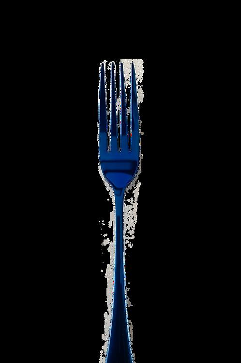 Fourchette entremets 1k - Bleu saphir