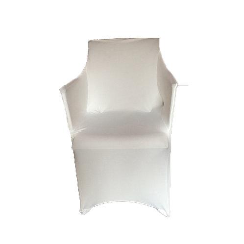 Housse de chaise avec accoudoirs