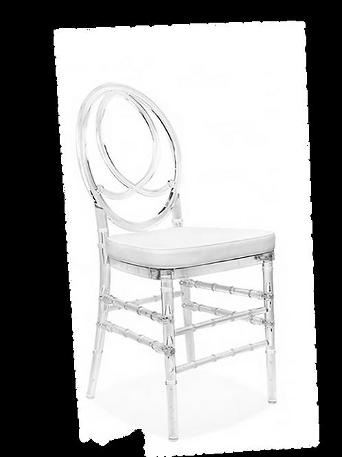 Chaise Fenix Transparente