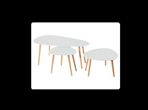 Set de table basse Nemlo