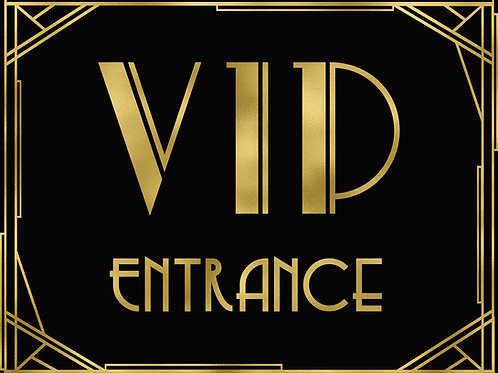 Visuel Gatsby VIP - 61x91 cm