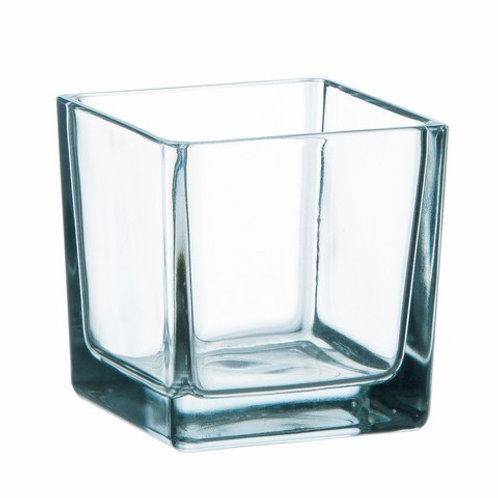 Vase cubique