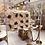 Thumbnail: Support visuel, mur floral H240 cm