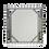 Thumbnail: Table Carrée pliable 87x87 cm