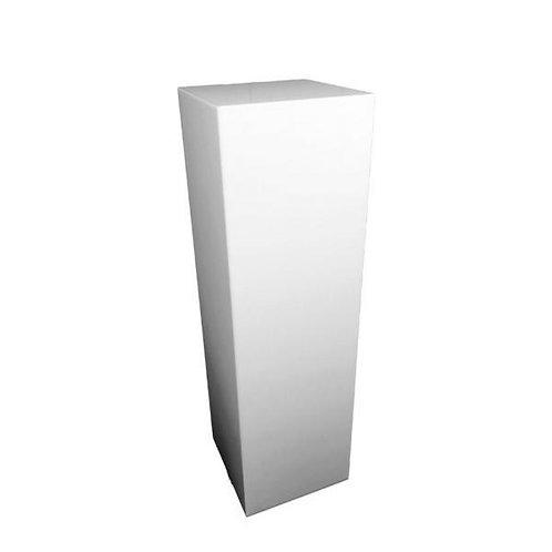 Stèle blanche