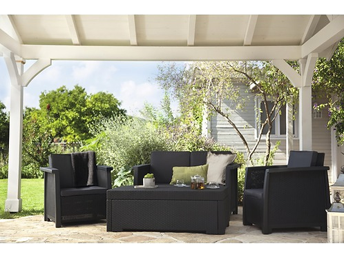 Set de meubles de jardin Havana