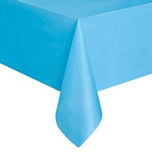 Nappe rectangulaire bleu ciel 200x240cm