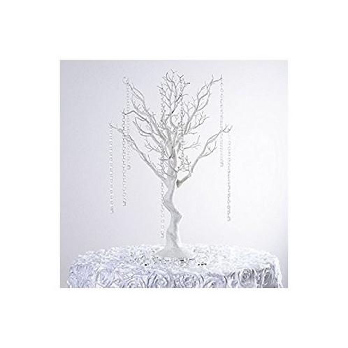 Grand arbre blanc 120 cm