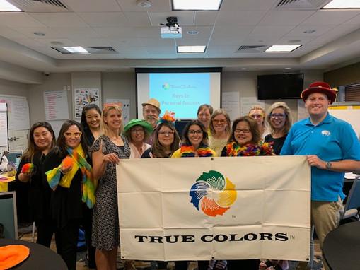 2019-07-24 Monica True Colors Training 5