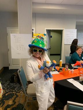 2019-07-24 Monica True Colors Training 3