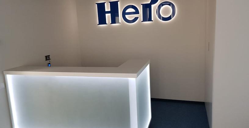 Офис Hero