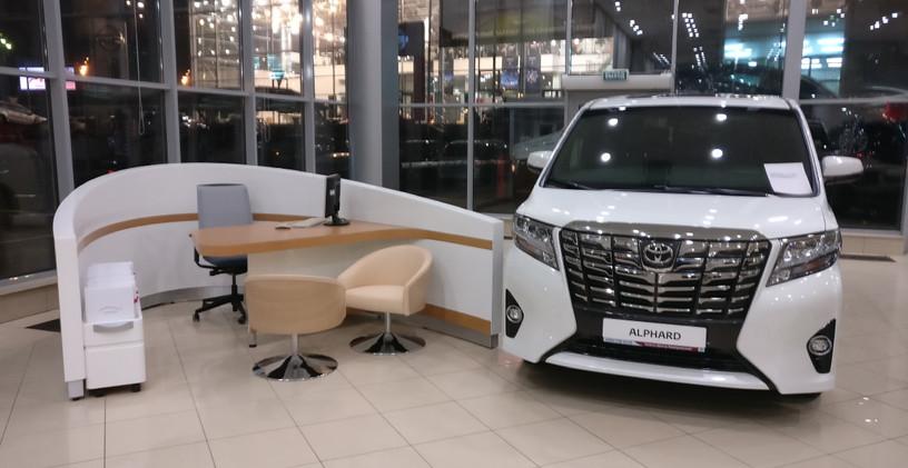 Toyota Новорижский