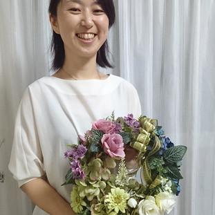 体験レッスン作品と東京堂ワークショップのお知らせ