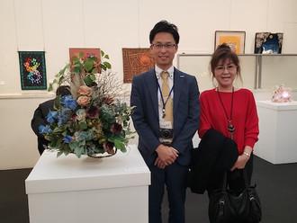 「日本の美術展」審査員特別賞を受賞