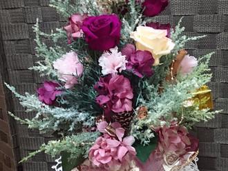 神戸異人館プリザーブドフラワーコンテスト入賞作品の展示スタート