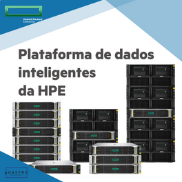 Plataforma de Dados Inteligentes HPE