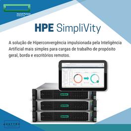 Encontre a solução de HPE SimpliVity ideal para a sua necessidade atual ou futura.
