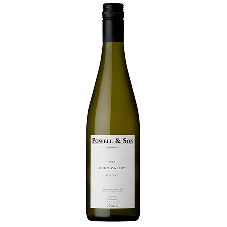 2014 Eden Valley Riesling