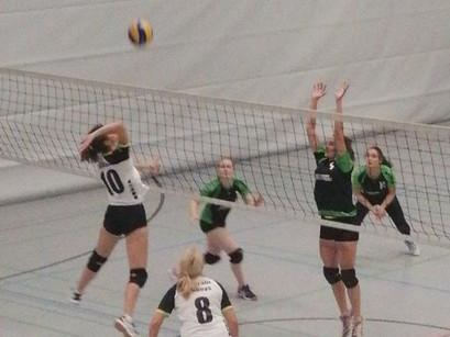 Damen 4 der Lechrain Volleys erkämpfen sich den zweiten Tabellenplatz