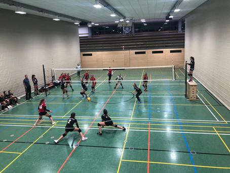 U18 (1) unterliegt im Trainingsspiel dem Dritten der Bayerischen Meisterschaften,  SV Mauerstetten