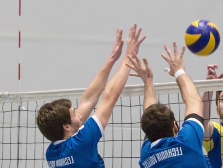 Lechrain Volleys unterliegen zu Hause