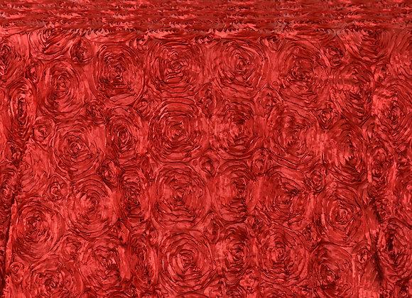 Satin Rose Red