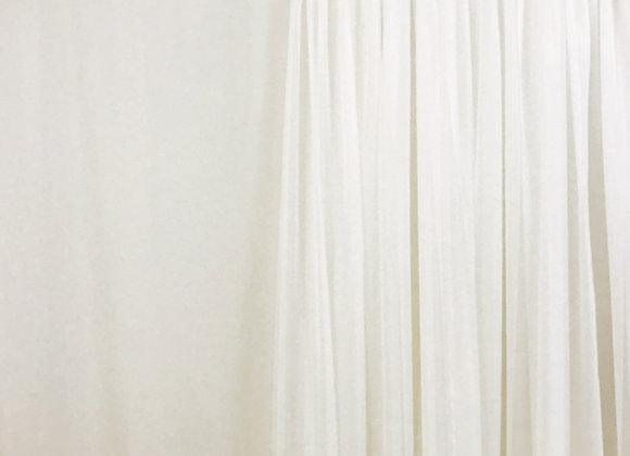 Ivory Voile