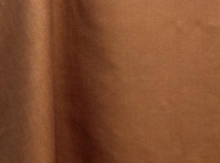 Silk Linen Copper