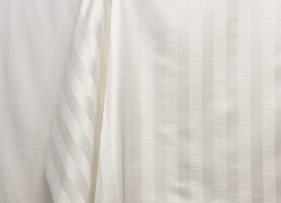 Raw Stripe Off White