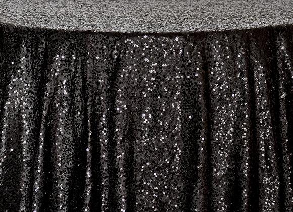 Sequin Taffeta Black