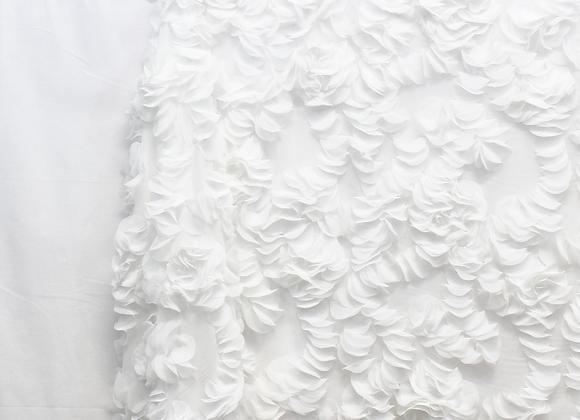 Petals Off White
