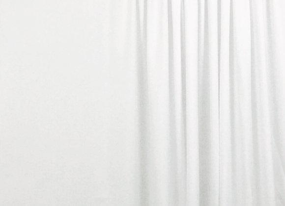 White Poplin