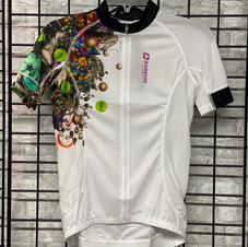 Darevie Jersey White Floral