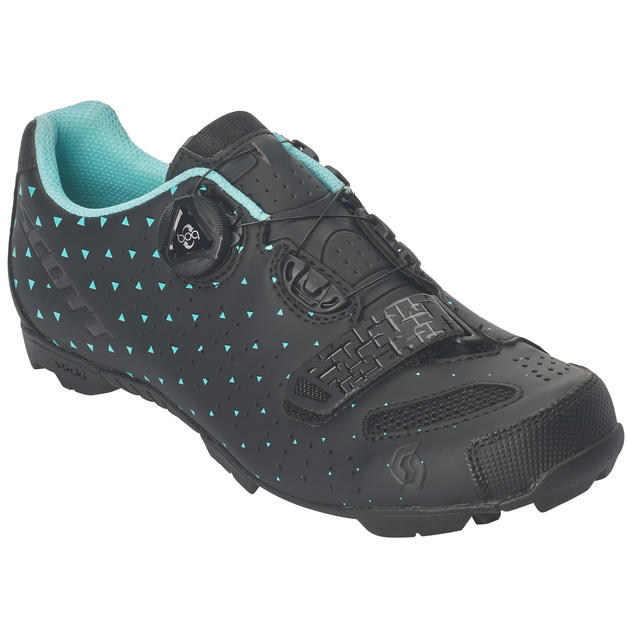 Scott MTB Comp Boa Lady Black Turquoise