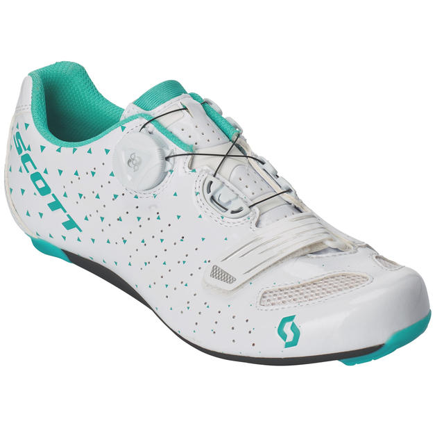 Scott Road Lady Comp Boa White Turquoise