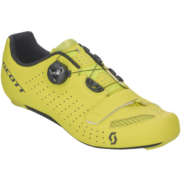 Scott Road Comp Boa Yellow