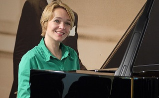 Konzertpianistin Andrea Benecke