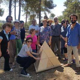 סדנת גיבוש ODT פירמידה
