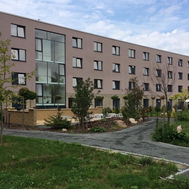 Dům s pečovatelskou službou Doubravčice