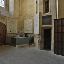 Pokladna v katedrále sv. Víta