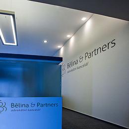 Interier sídla společnosti BP