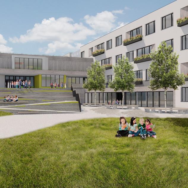 Základní svazková škola v Úvalech