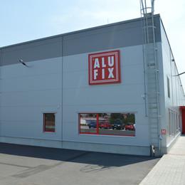 Pobočka společnosti Alufix ČR