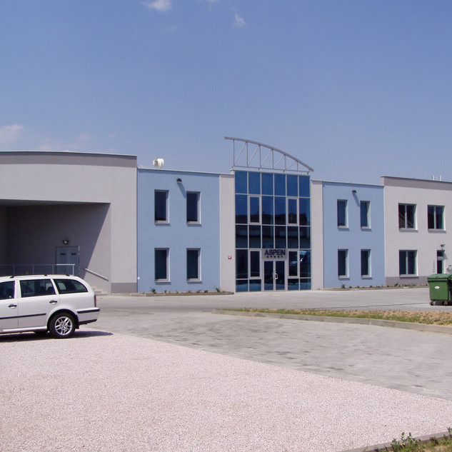 Aspen sport - sídlo společnosti HEAD