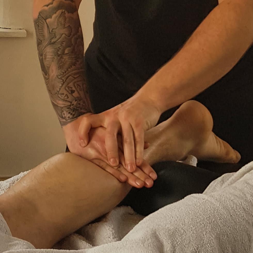 Mobile Sports Massage Treatment PLUS