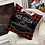 Thumbnail: Traditional Christmas Pattern Cushion Cover