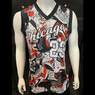 Custom-basketball-jersey-Jordans-Chicago