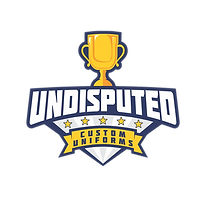 Undisputed Custom Uniforms logo