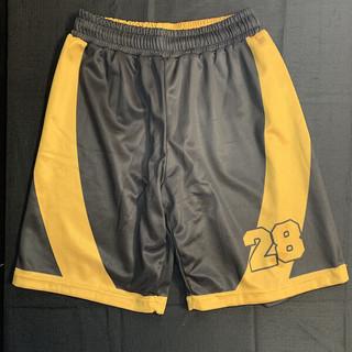 Custom-basketball-shorts-Lady-Cougars-bl